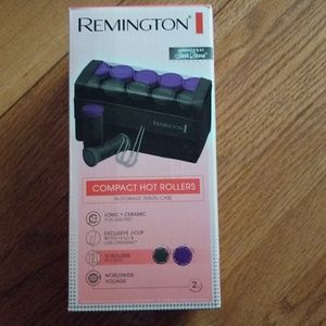 Remington Compact Hot Rollers